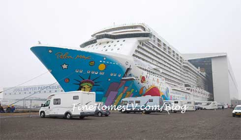 Norwegian Breakaway In Germany