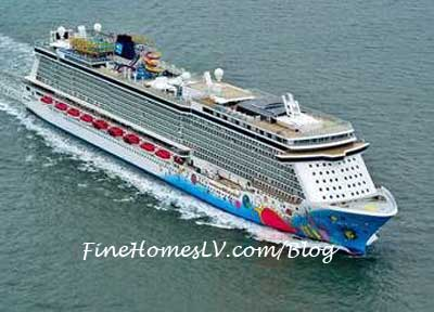 Norwegian Breakaway Sea Trial