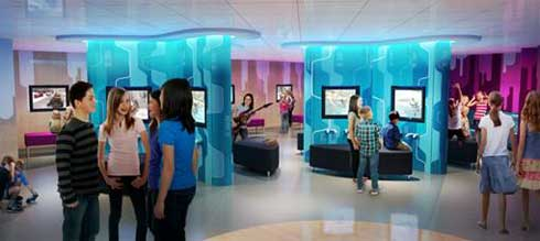 Norwegian Breakaway Youth Area