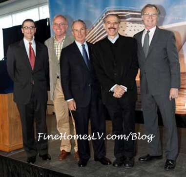 Norwegian Cruise Line and Mayor Bloomberg