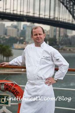 Norwegian Cruise Line Chef