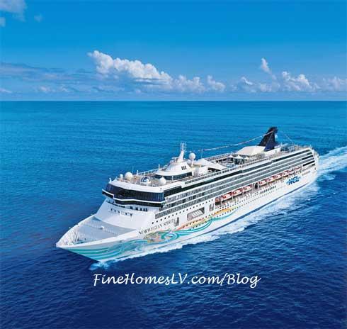 Norwegian Cruise Line Spirit