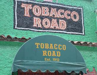 Tobacco Road Bar