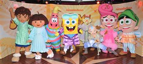 Nickelodeon on Norwegian Gem