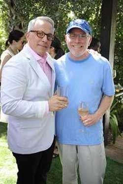 Chef Geoffrey Zakarian and Kevin Sheehan