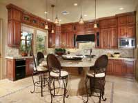 Tuscan Cliffs Kitchen