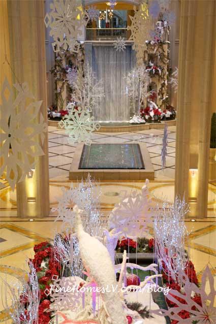 Winter Display at The Palazzo