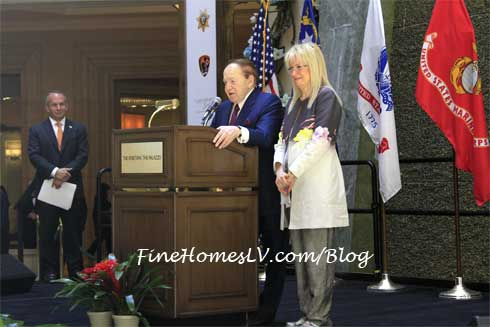 Sheldon and Dr. Adelson
