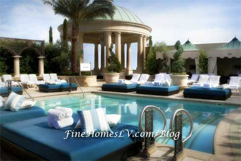 AZURE Luxury Pool Lounges