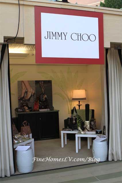 Jimmy Choo at AZURE