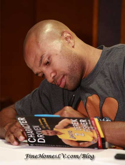 LAKER Derek Fisher