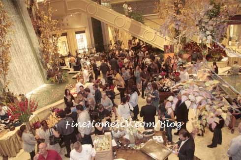 Festivino Crowd at The Palazzo
