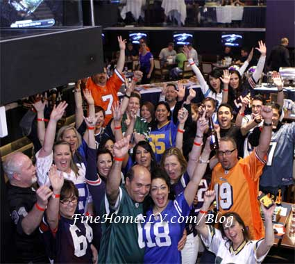 Lagasse's Stadium Football Crowd