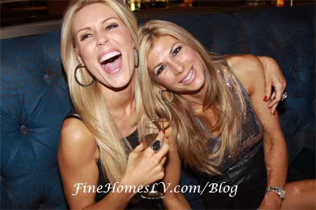 Gretchen Rossi and Alexis Bellino