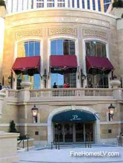 Palazzo Front Entrance