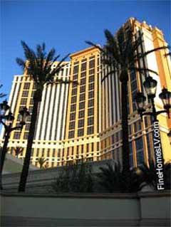 Palazzo Strip Hotel