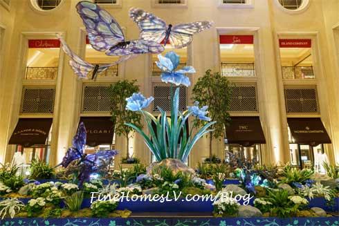 Spring Display At The Palazzo