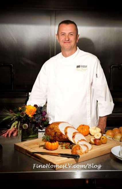 Exec Chef Olivier Dubreuil