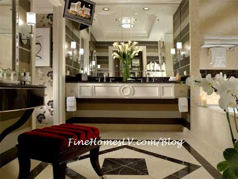 The Palazzo Luxury Bathroom