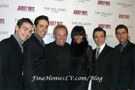 Wolfgang Puck and JERSEY BOYS