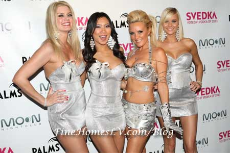 Playboy Playmate Bridget Marquardt and Friends