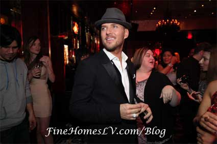 Matt Goss In PlayBoy Club