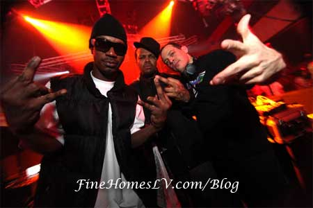 Three 6 Mafia and Z-Trip