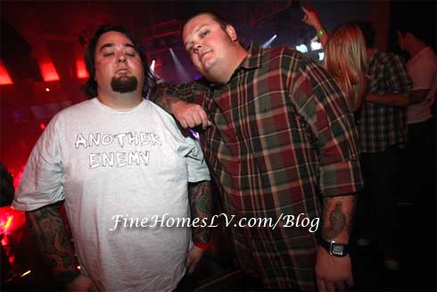 Chumlee and Corey Harrison