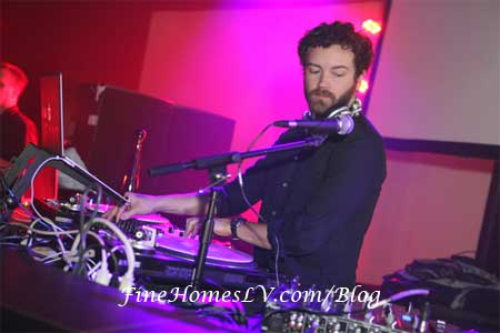 DJ Danny Masterson