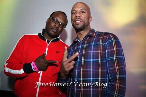 DJ Jazzy Jeff and Common