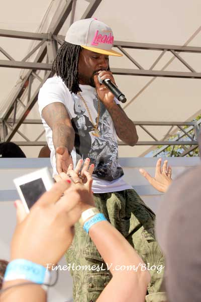 Wale at Ditch Fridays
