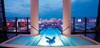 Hugh Hefner Sky Villa At Palms Las Vegas