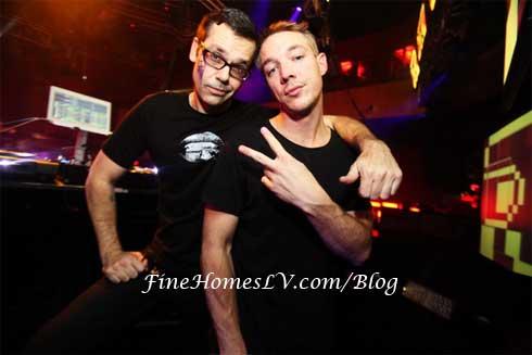 Dave Fogg and DJ Diplo