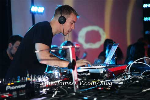 DJ Diplo at Rain Nightclub