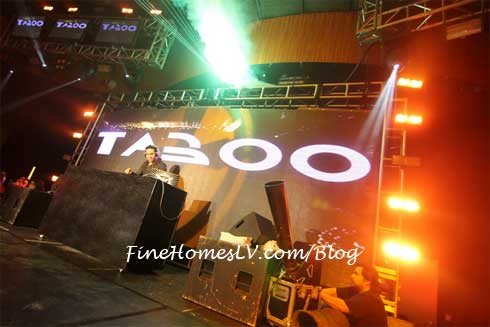 Taboo at Rain Nightclub