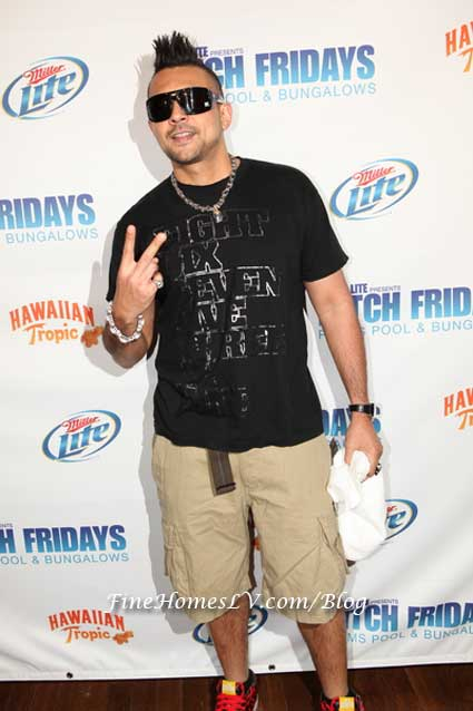 Rapper Sean Paul