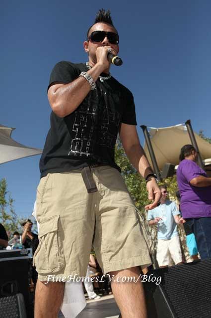 Sean Paul at Ditch Friday