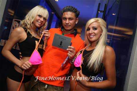 DJ Pauly D Tanning Bed Plaque