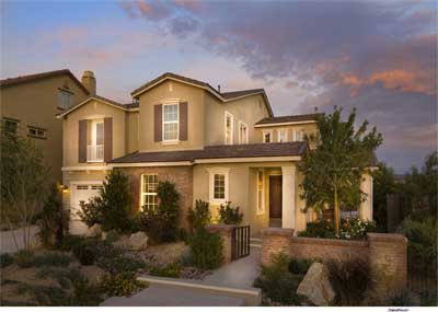 Fairbrook Las Vegas Homes