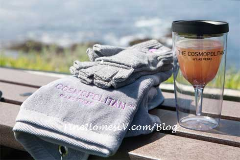 Golf Towels and Special Glass