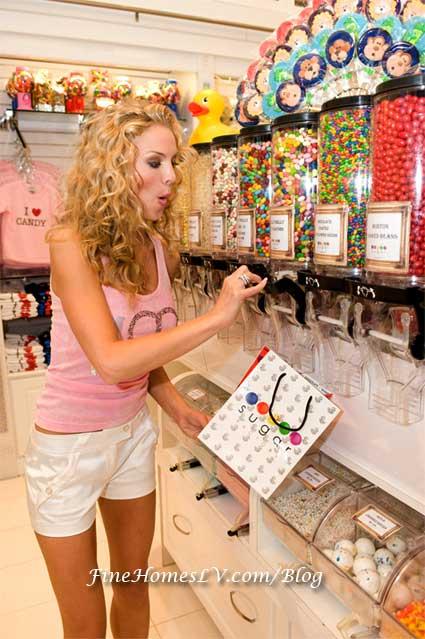 Kristen Dalton at the Sugar Factory