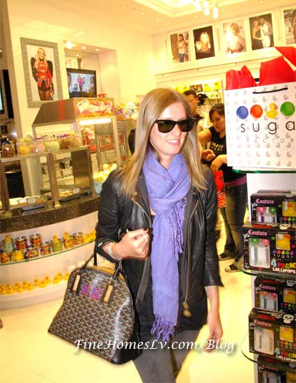 Nicky Hilton at the Sugar Factory