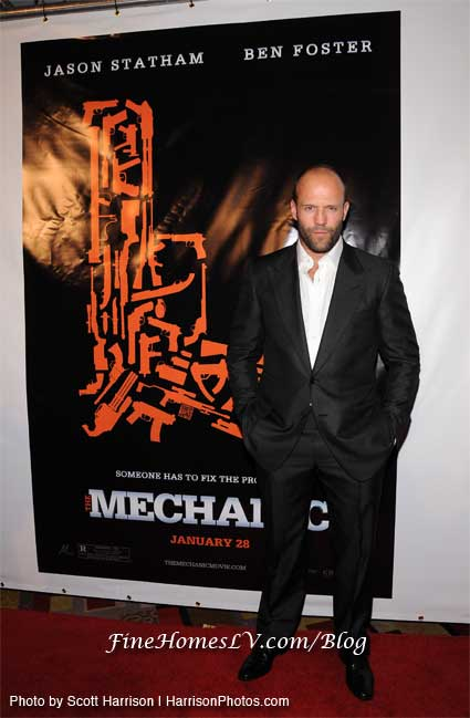 jason statham  the mechanic 