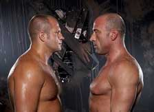 Mark Coleman And Fedor Emelianenko