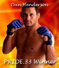 Dan Henderson Winner