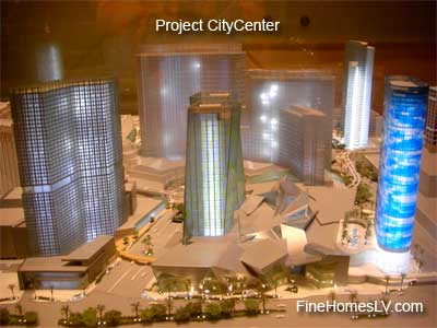 Project CityCenter Hotels