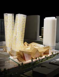 Project City Center Towers Las Vegas