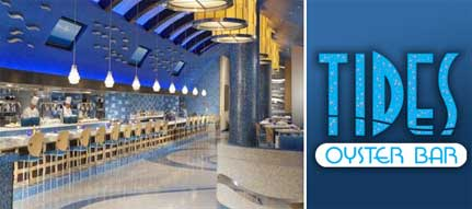 Tides Oyster Bar Red Rock Resort Las Vegas