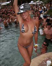 Rehab Pool Party at Hard Rock Casino Las Vegas