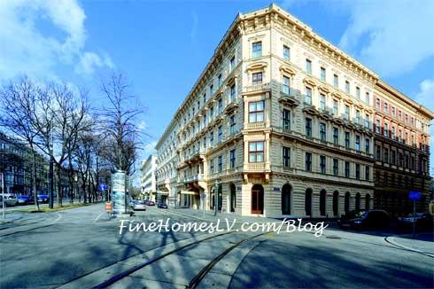 Ritz Carlton Vienna